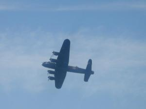 RAF Battle of Britain Memorial Flight Avro Lancaster