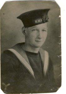 Leading Stoker Thomas Daly