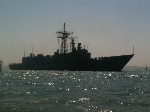 USS Samuel B Roberts